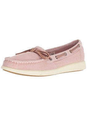 31553920537 Product Image Sperry Top-Sider Women s Oasis Canal Canvas Boats Shoes Rose  Dust Size 6.5M