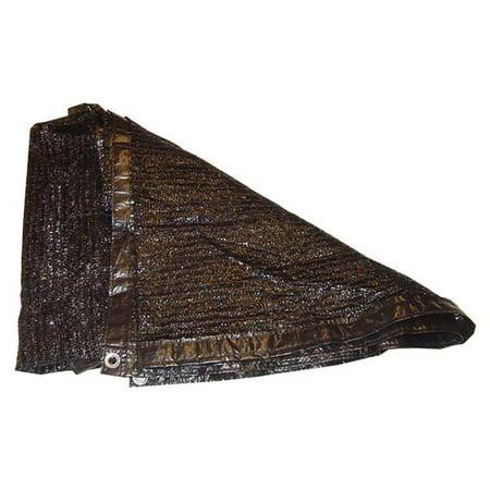 10 X 20 Foot Black Shade Net Screen Mesh Netting Tarp 10X20 Canopy Cover Sun Sail