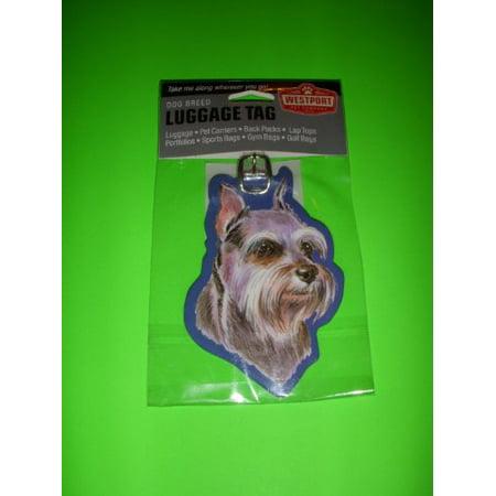 SCHNAUZER WESTPORT PET LUGGAGE (Schnauzer Pets Cap)