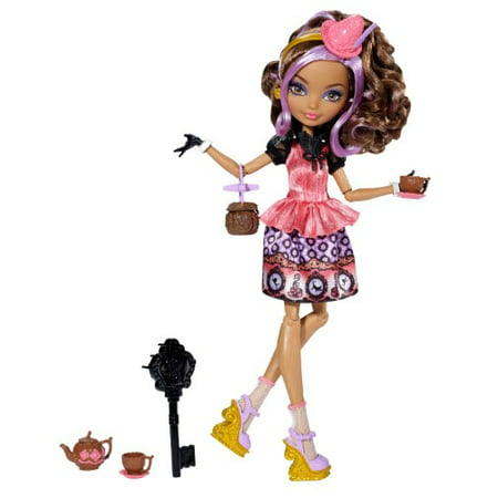 Ever After High Hatastic Party Cedar Wood - Ever After High Characters List
