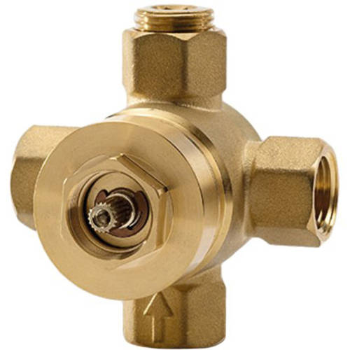 Toto TSMV Two Way Diverter Valve with Shut-Off