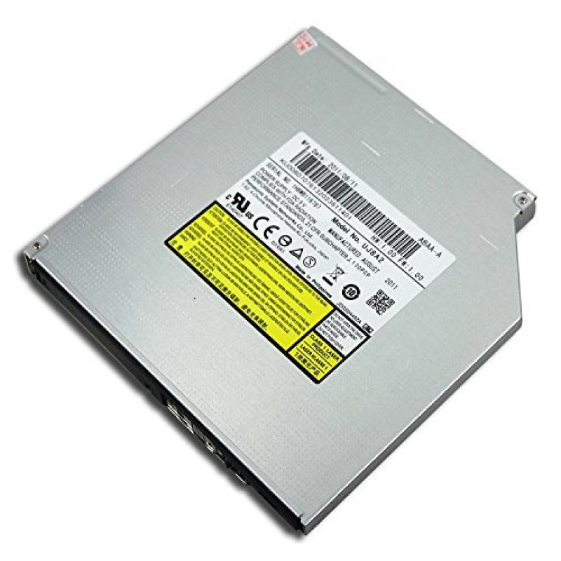 Laptop Internal 9.5mm SATA DVD Slim Optical Drive Panasonic UJ8A2 UJ8B2 Super Multi Dual Layer 8X DVD RW RAM... by Panasonic
