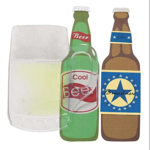 Jolee's By You Large Dimensional Embellishment-Beer