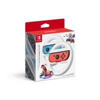 Nintendo Switch Joy-Con Wheel, 2-Pack, White