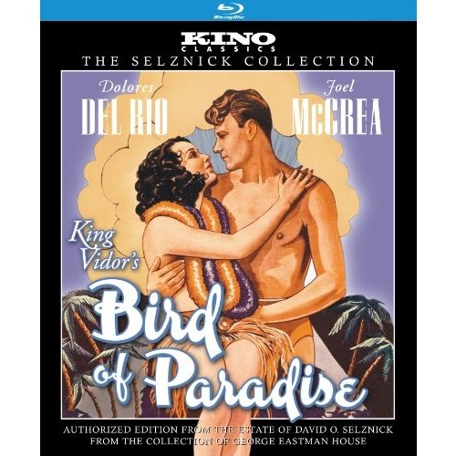 The Bird Of Paradise (The Selznick Collection) (Blu-ray) (Full Frame)