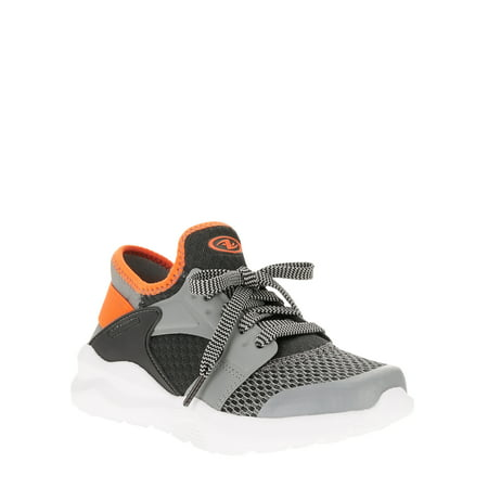Athletic Works Boys' Caged Fashion Athletic Shoe