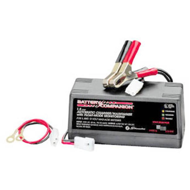 Schumacher 1.5 Amp Automatic Battery Trickle Charger  SEM-1562A
