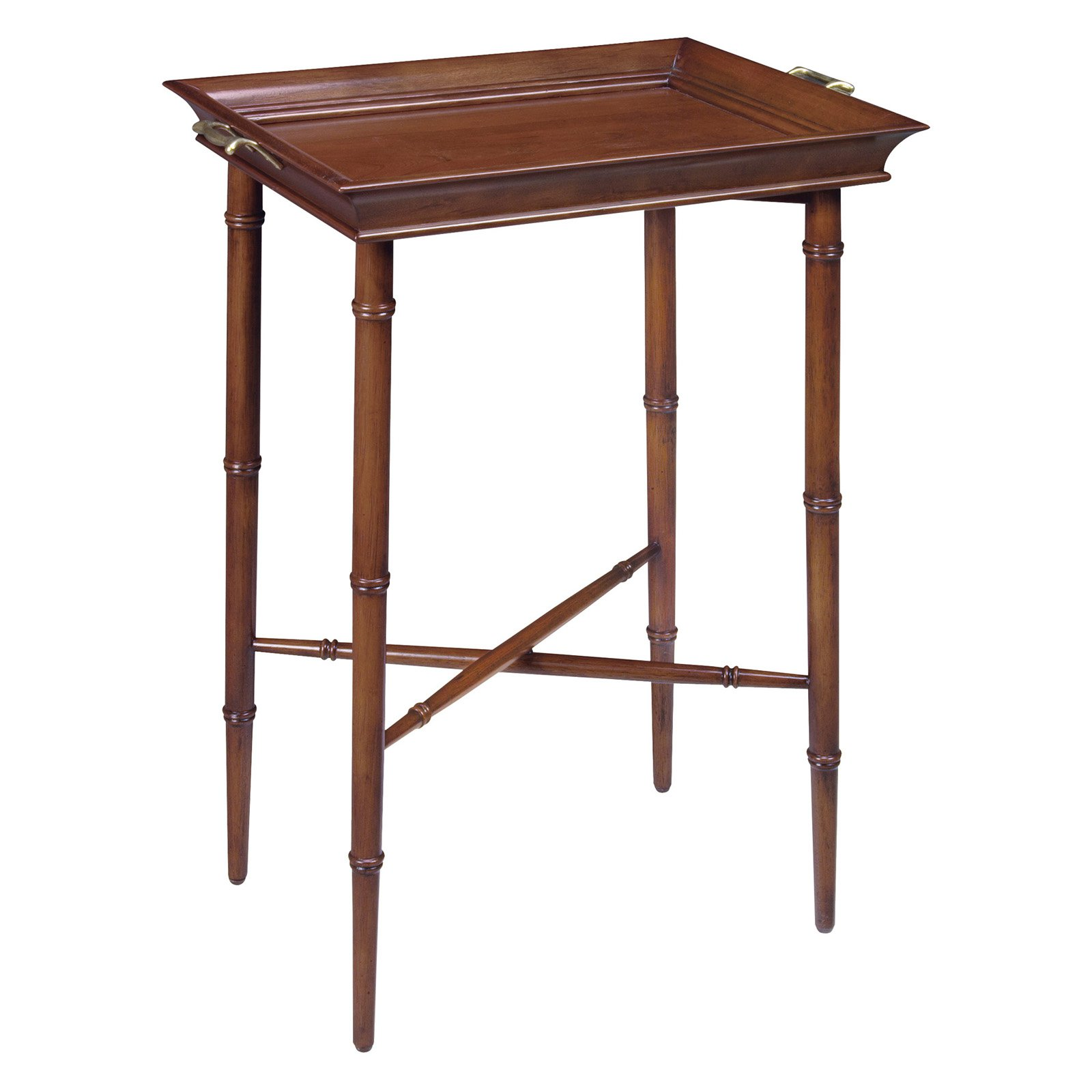 Elk Lighting Piccadilly Tray Table - Cherry