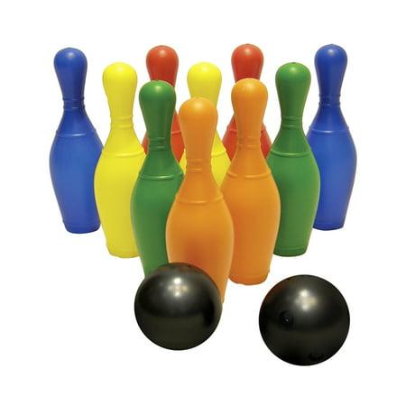 PLASTIC BOWLING SET (Inflatable Bowling Set)