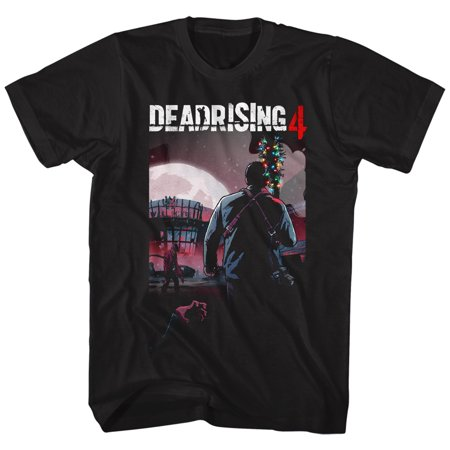 Dead Rising 4 Survival Horror Video Game Zombie Attack Batmas3 Adult T Shirt Tee