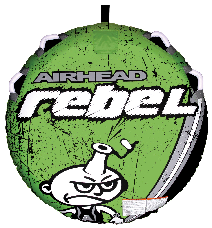 REBEL Towable Tube, Rope and Pump Kit