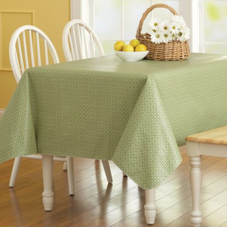 Better Homes And Garden Peva Tablecloth