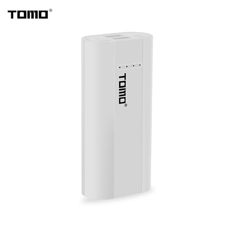 TOMO P2 Charger For Charging 2 x 18650 Li-ion Universal Battery Power Bank DIY Smart Portable Battery USB Charger with LCD Display Screen Dual Output 2 Output Dual Display