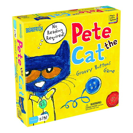 Pete The Cat Groovy Buttons Game Games Mini Button