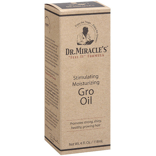 Dr. Miracle's Gro Oil, 4 fl oz