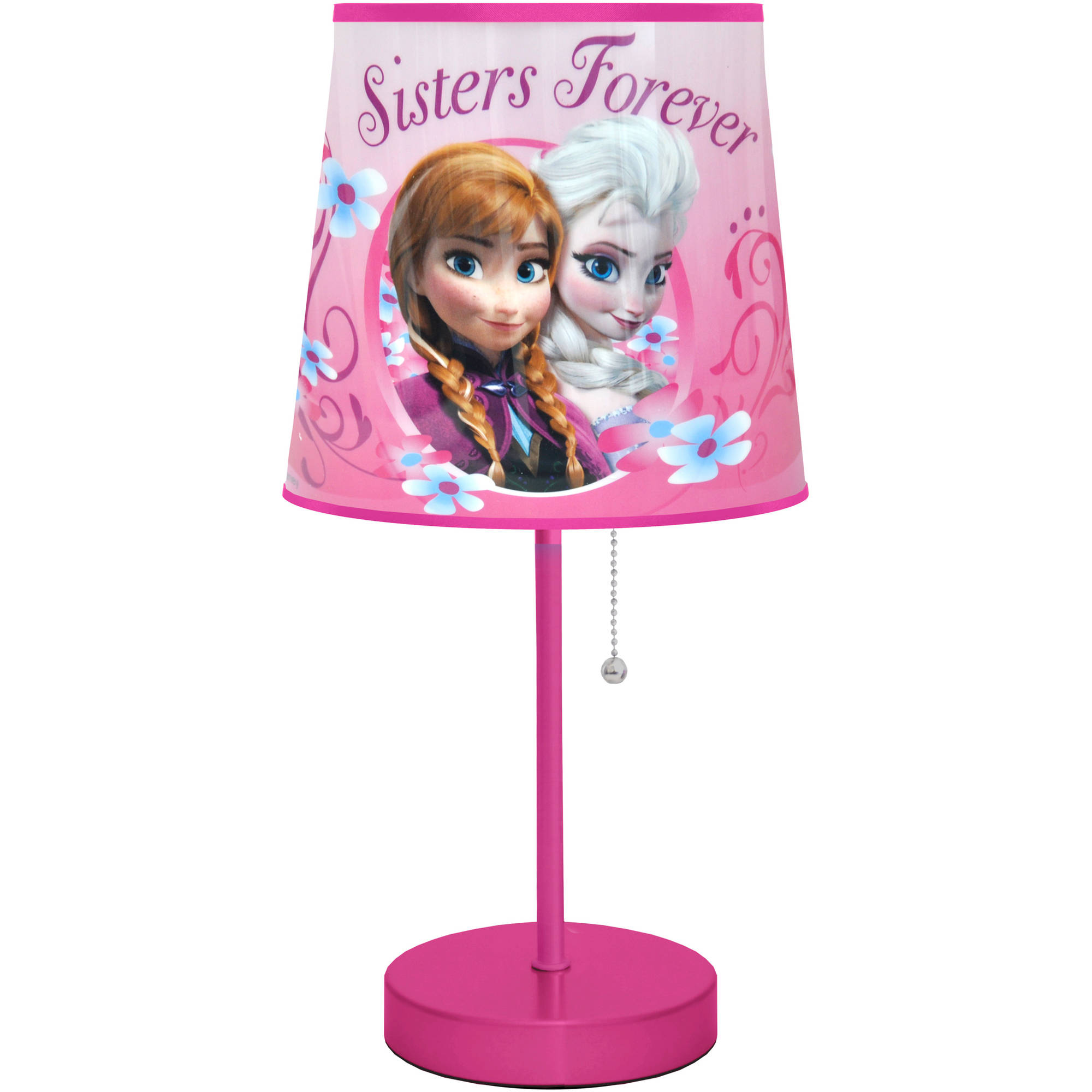 Disney Frozen Stick Lamp with CFL Bulb