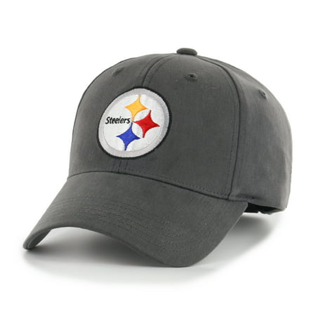 NFL Pittsburgh Steelers Basic Adjustable Cap/Hat by Fan Favorite