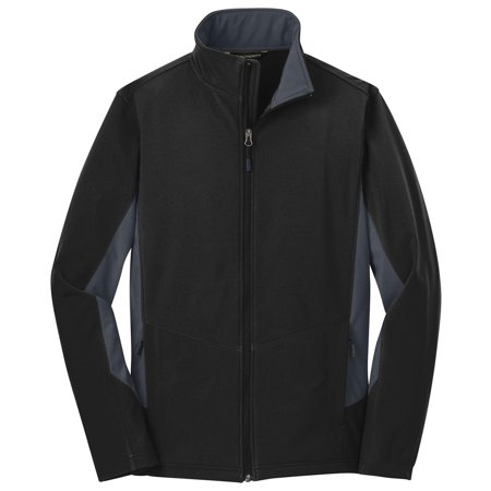 Port Authority Men's Warmth Colorblock Soft Shell (Best Hard Shell Jacket For Skiing)