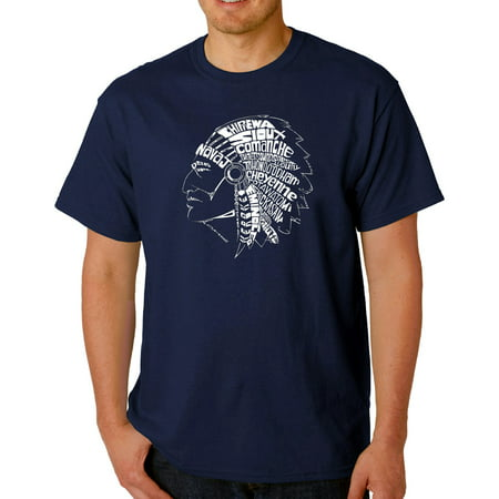 Big Men's t-shirt - popular native American Indian tribes - Big And Tall Womens