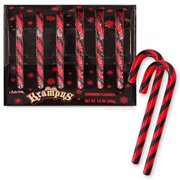 Krampus Box of 6 Candy Canes