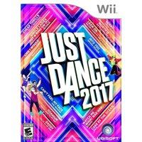 Just Dance 2017, Ubisoft, Nintendo Wii, 887256023034