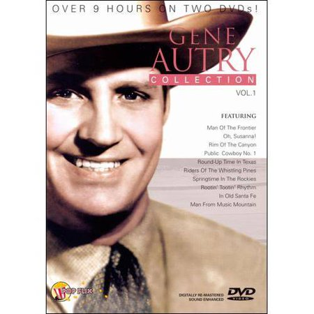 The Gene Autry Collection, Vol. 1