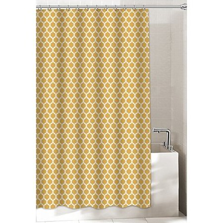 Morocco 72 Inch X 84 Long Shower Curtain