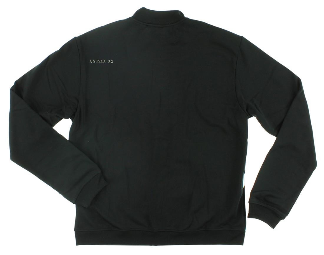 3339aa7e Adidas Mens Adidas Originals ZX Track Jacket Black XL