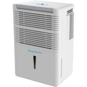 Keystone KSTAD50B High Efficiency 50-Pint Dehumidifier with Electronic Controls in White
