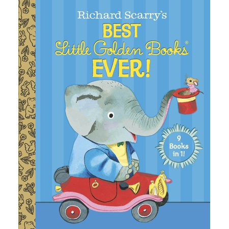 Richard Scarry's Best Little Golden Books Ever!