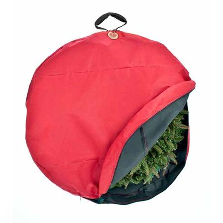 Direct Suspend Hanging Christmas Wreath Storage Bag - Fits Up To 36