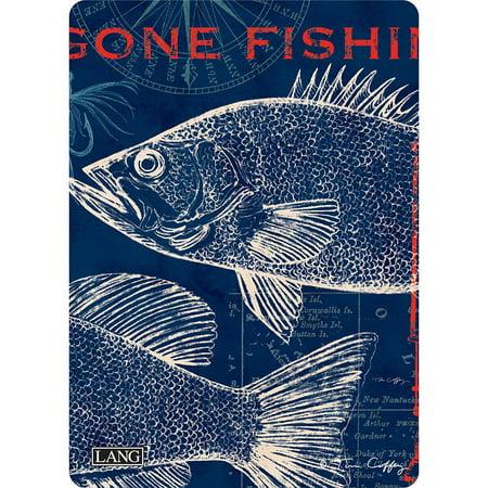 Pier 54 Playing Cards, Hunting Fishing by Lang Companies thumbnail