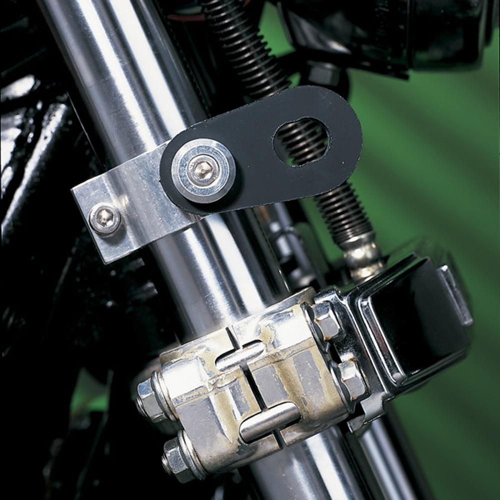 Turn Signal Relocation Kit Memphis Shades MEM9995 For Suzuki Marauder 800 VZ800