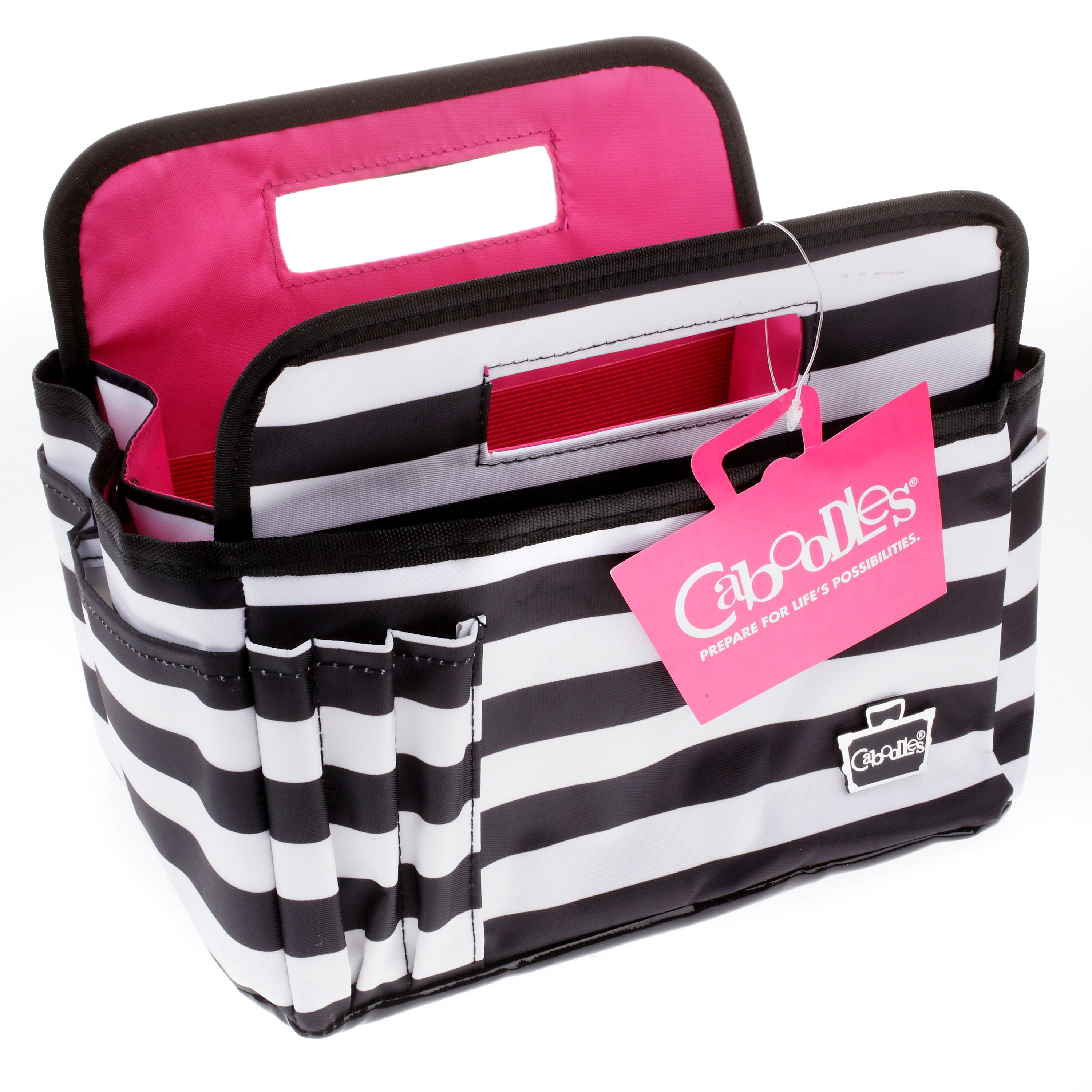 Caboodles Super Cute Large Makeup Caddy (Color May Vary)