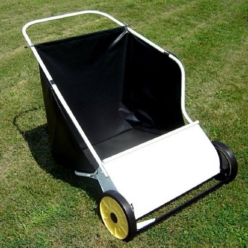 NaturCut Deluxe Push Lawn Sweeper