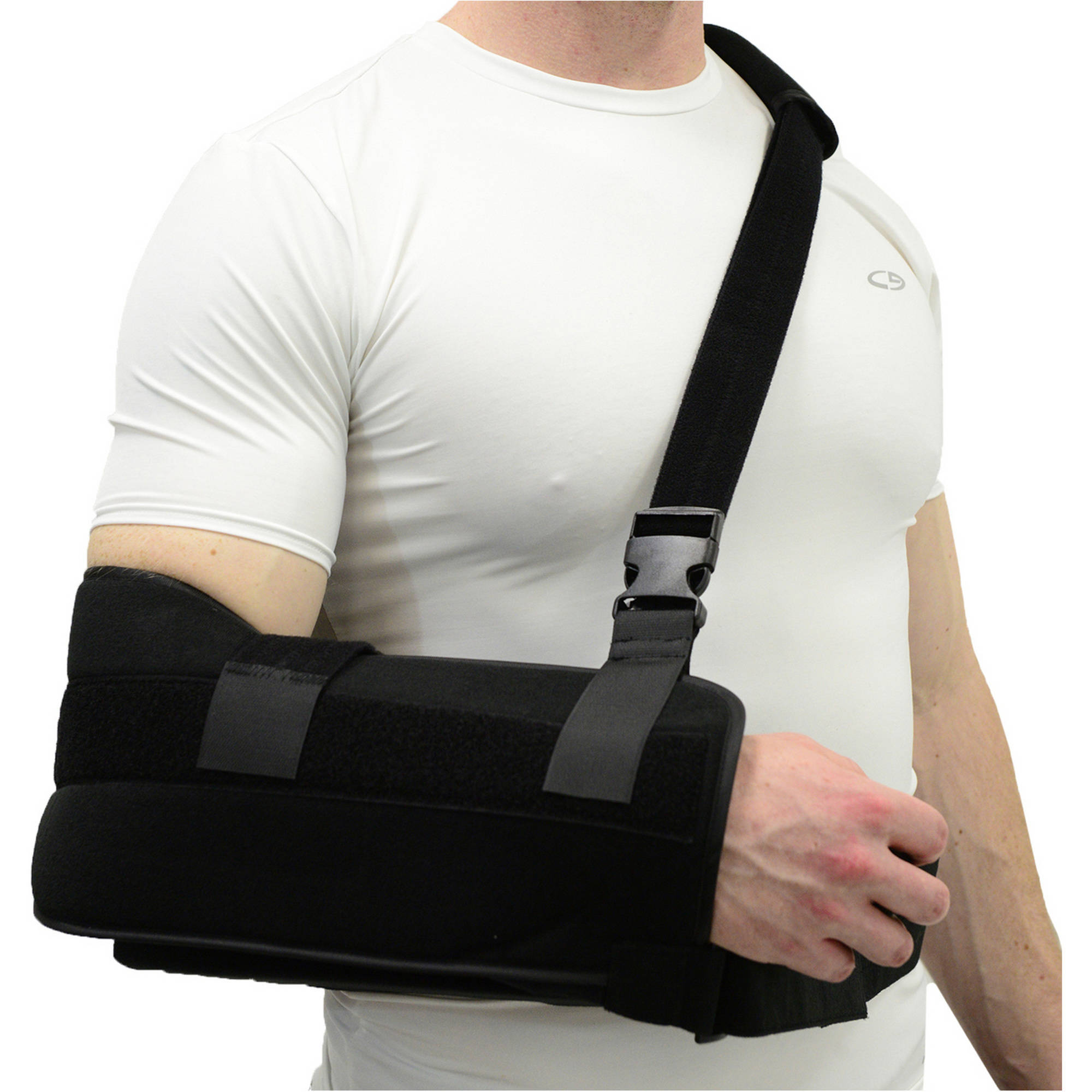 ITA-MED Super Arm Sling with Shoulder Immobilizer: AS-300(i)