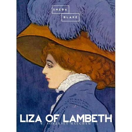 Liza of Lambeth - eBook