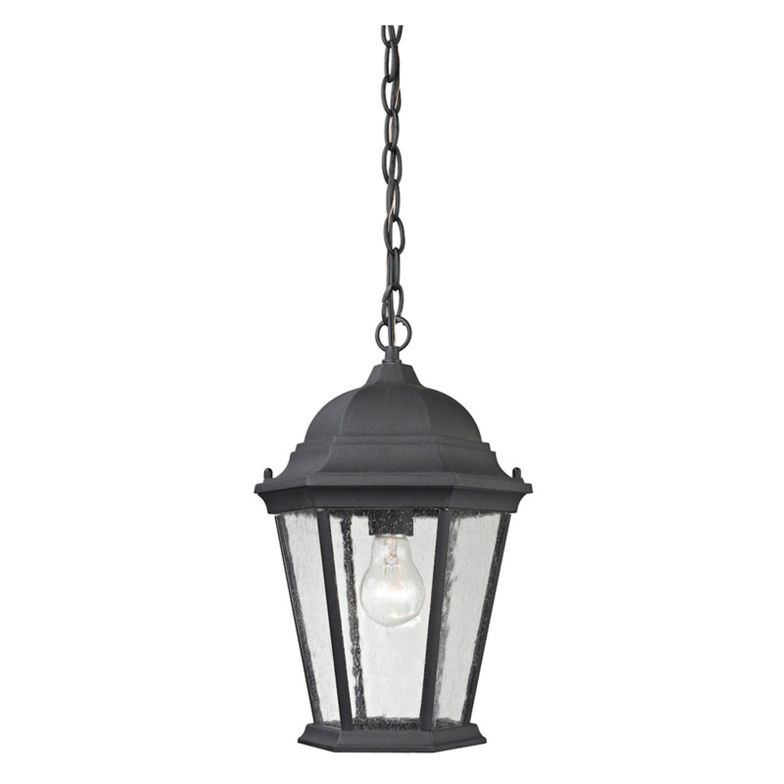 Thomas Lighting Temple Hill 8101 Outdoor Pendant Light by CornerStone