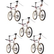 Apex BL-71122-4 Garage Bicycle Hoist Kit, Fits 4 Bikes