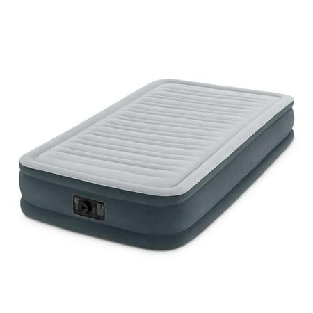Intex Twin 13  Durabeam Comfort Plush Mid Rise Airbed Mattress