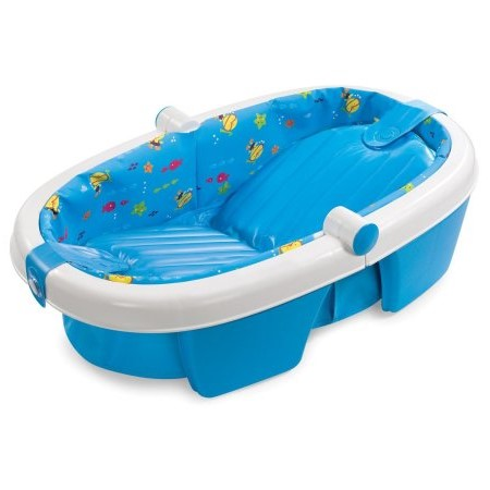 Summer Infant Foldaway Baby Bath by Summer Infant