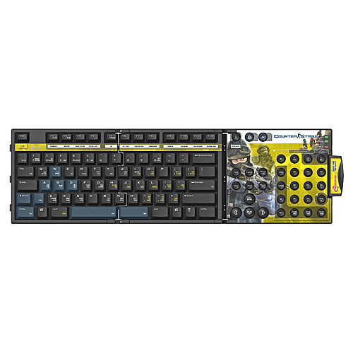 Ideazon Counter-Strike Keyset for Zboard Gaming Keyboard IW0NAE1-X1CSK01