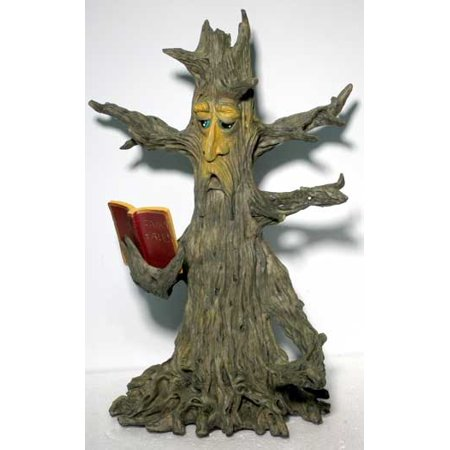 Poet Tree Incense Holder Wicca Wiccan Metaphysical Religious New Age