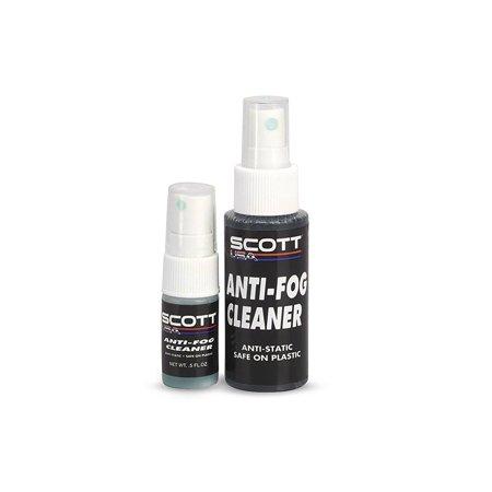 Scott Lens Cleaner (LENS CLEANER & ANTIFOG (2/OZ), Lens Cleaner and Anti-Fog - 2oz. By SCOTT)