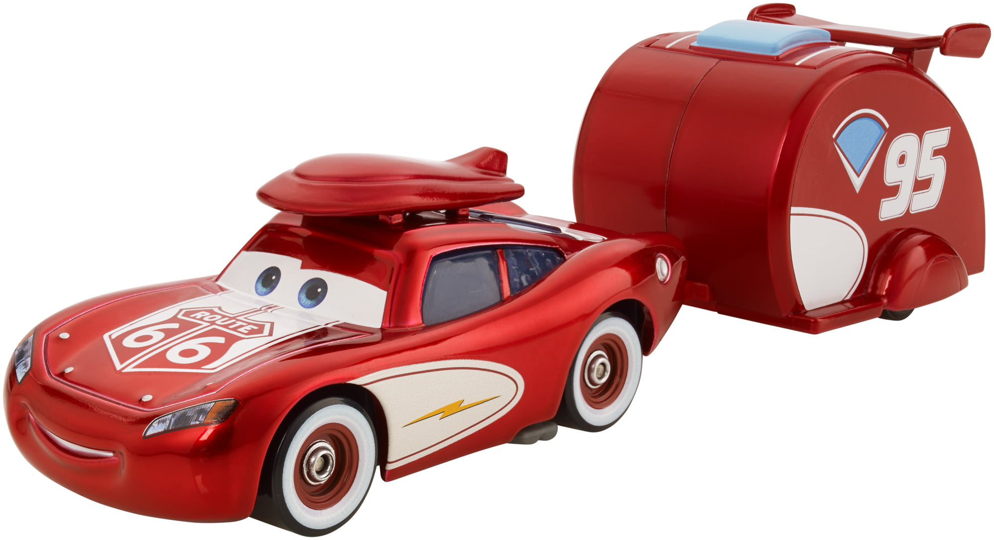 disney pixar cars road trip cruisin lightning mcqueen trailer