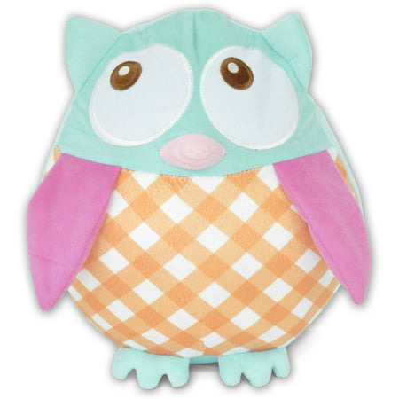 Owl Decorative Pillow for Kids by Better Homes & Gardens