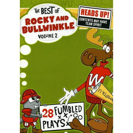 The Best Of Rocky And Bullwinkle, Vol. 2