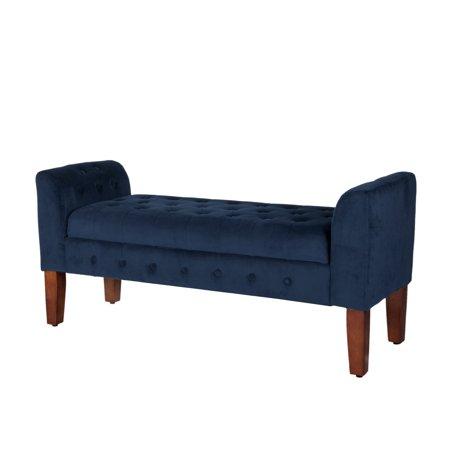 Cool Upc 655258835296 Homepop Storage Bench Upcitemdb Com Inzonedesignstudio Interior Chair Design Inzonedesignstudiocom