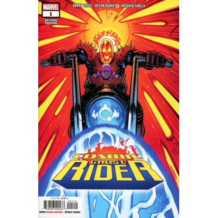 Marvel Cosmic Ghost Rider #1 of 5 [2 Printing]