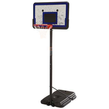 Lifetime 44  Portable Adjustable Height Basketball System  1221